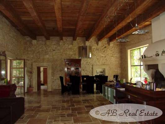 Luxury Stone Property Languedoc France