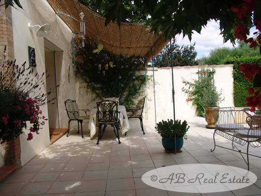 Stone Village House for sale Narbonne