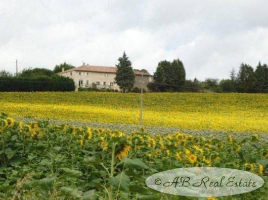 FarmHouseForSaleToulouseSouthOfFrance