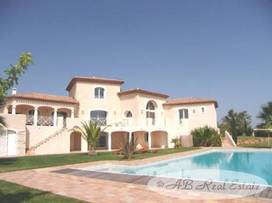 luxury villa for sale south of France