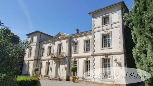 ChateauPrestigeVendreMontpellierSudFranc