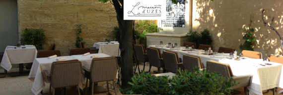 La Table d'Uzès restaurant