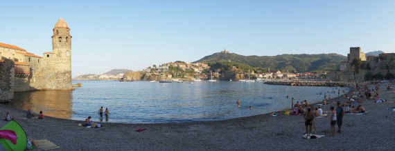 Sud de France plages