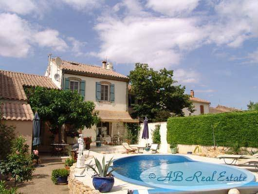 Stone Village house Narbonne SouthFrance