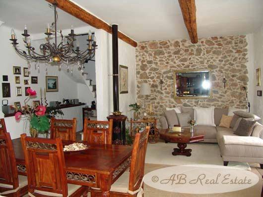 Stone village house for sale SouthFrance