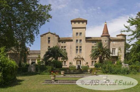 ChateauforsaleMontpellierSouthFrance