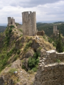 Cathar Castle from Languedoc - powered by Inception Radio Network